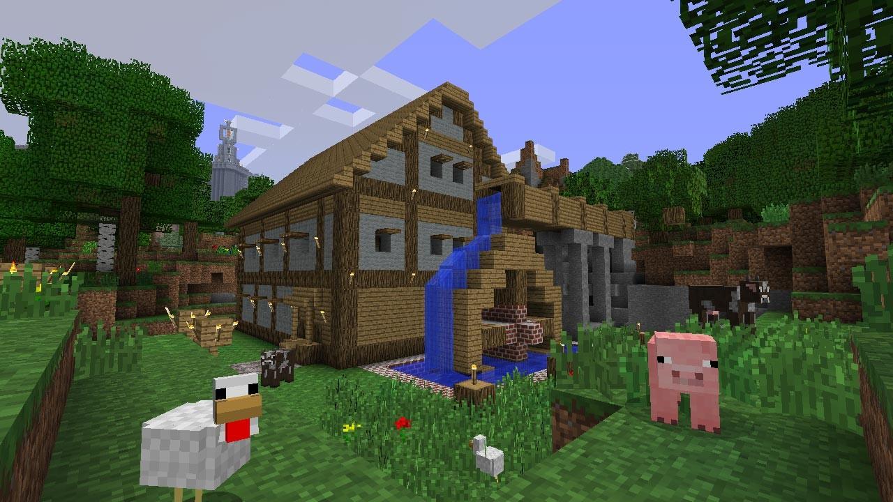 В Minecraft исправили баг которому было 8 лет
