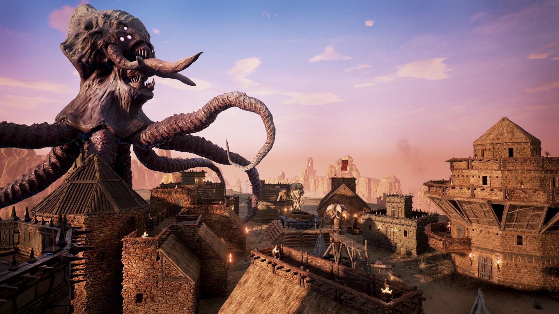 Conan Exiles будет доступна по подписке Xbox Game Pass