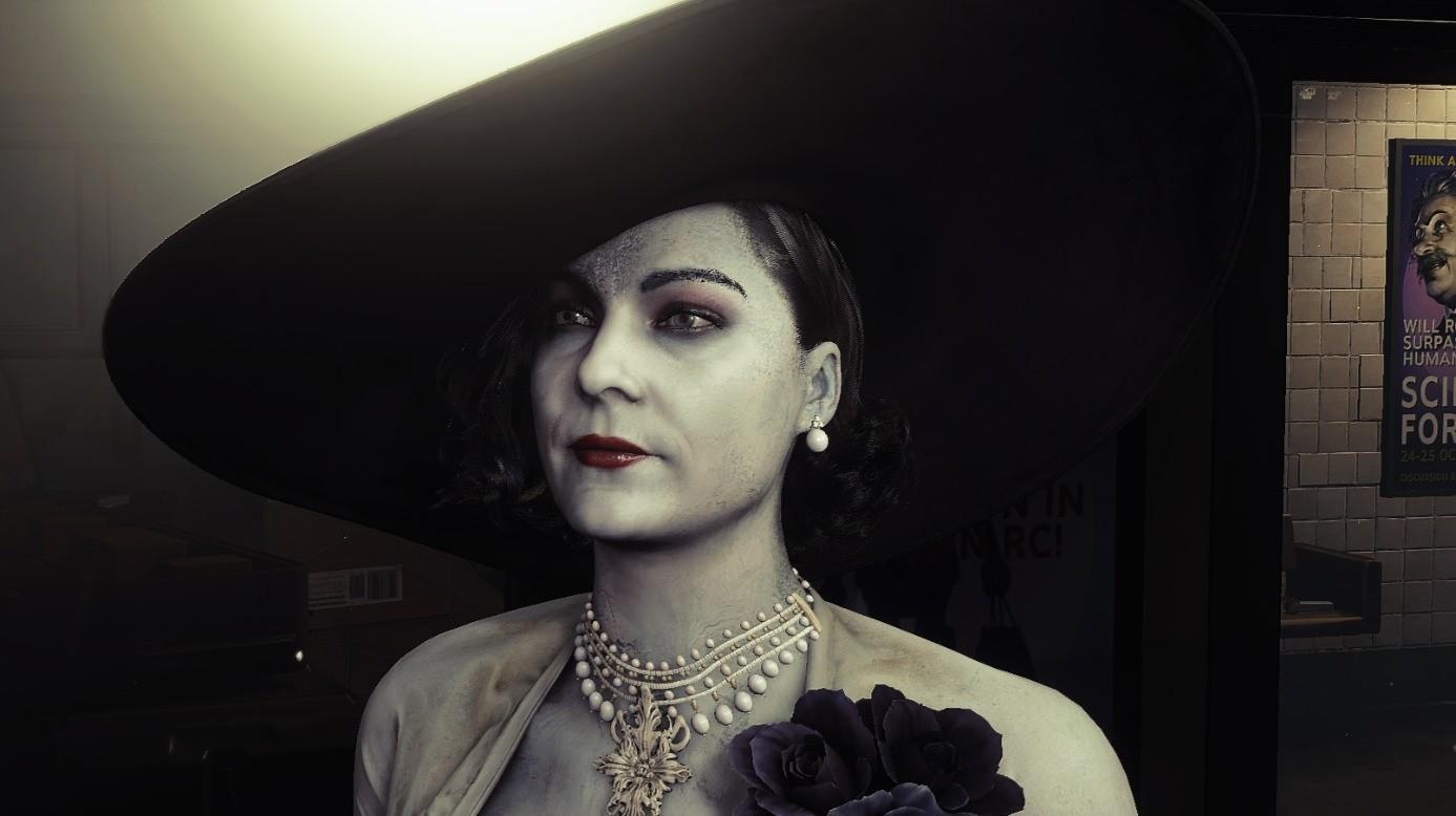 Леди Димитреску стала персонажем ремастера Resident Evil 3