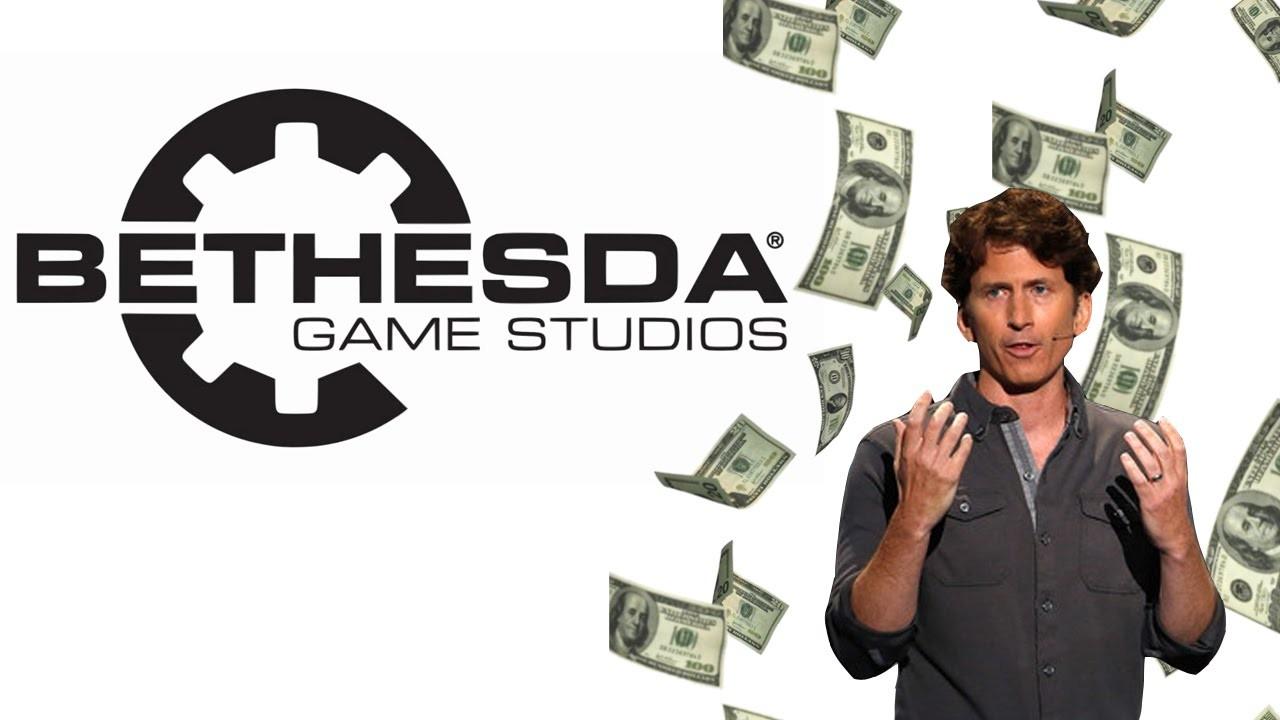 Bethesda работает над неанонсированной игрой