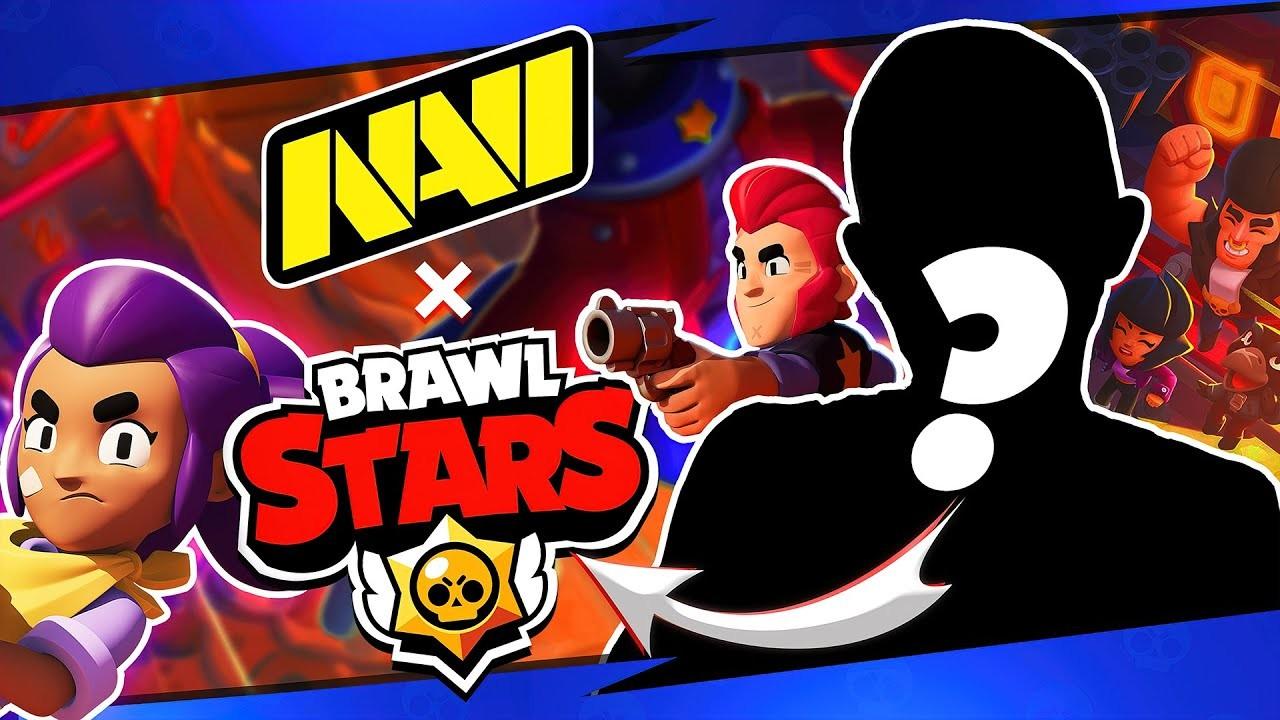 NAVI подписала состав по Brawl Stars