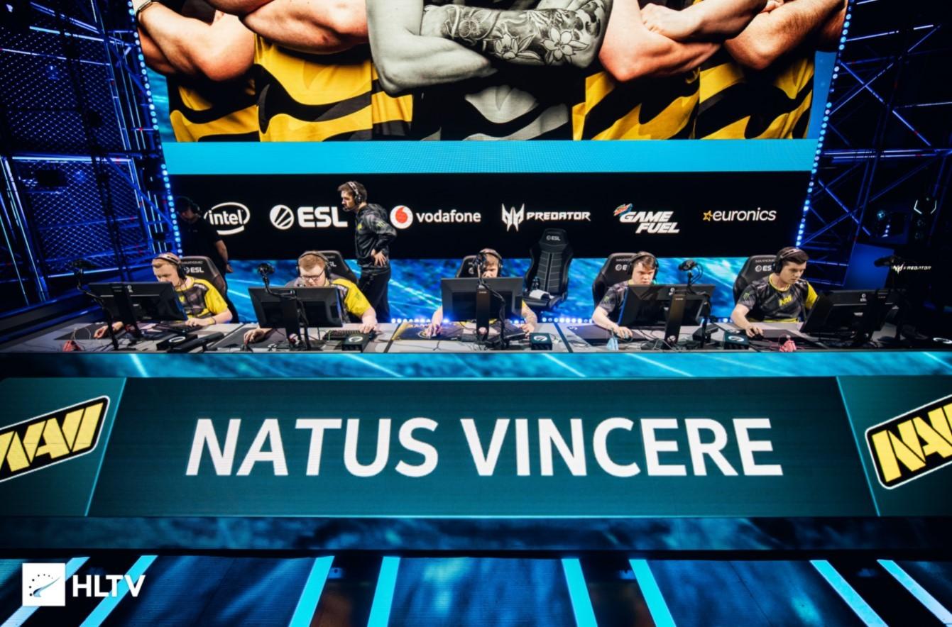 Natus Vincere выиграли DreamHack Masters Spring 2021 как это было