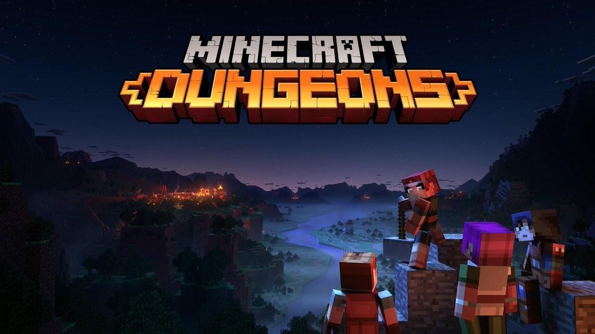 Известны новые подробности дополнения Hidden Depths для Minecraft Dungeons