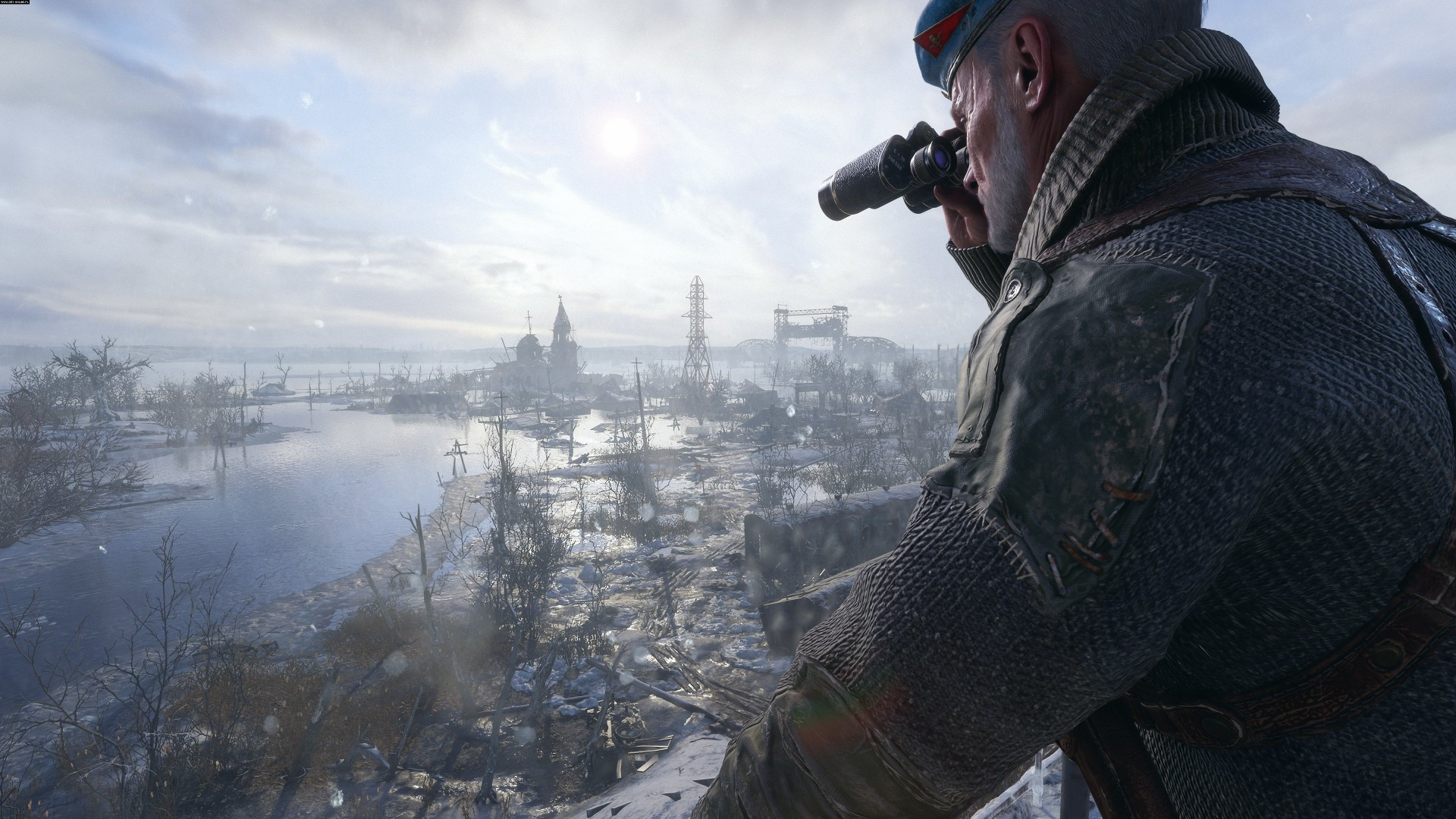 Вышел геймплейный трейлер обновленной версии Metro Exodus для PlayStation 5