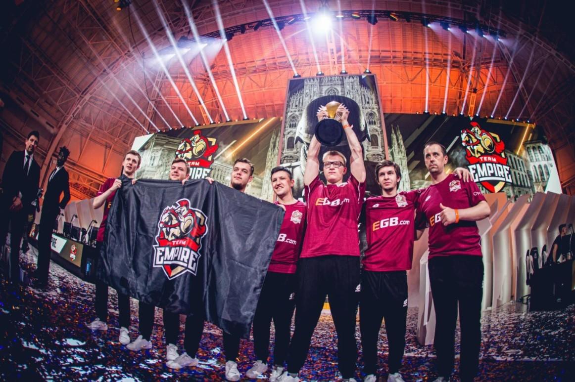 Team Empire начала Six Invitational 2021 с трех побед подряд