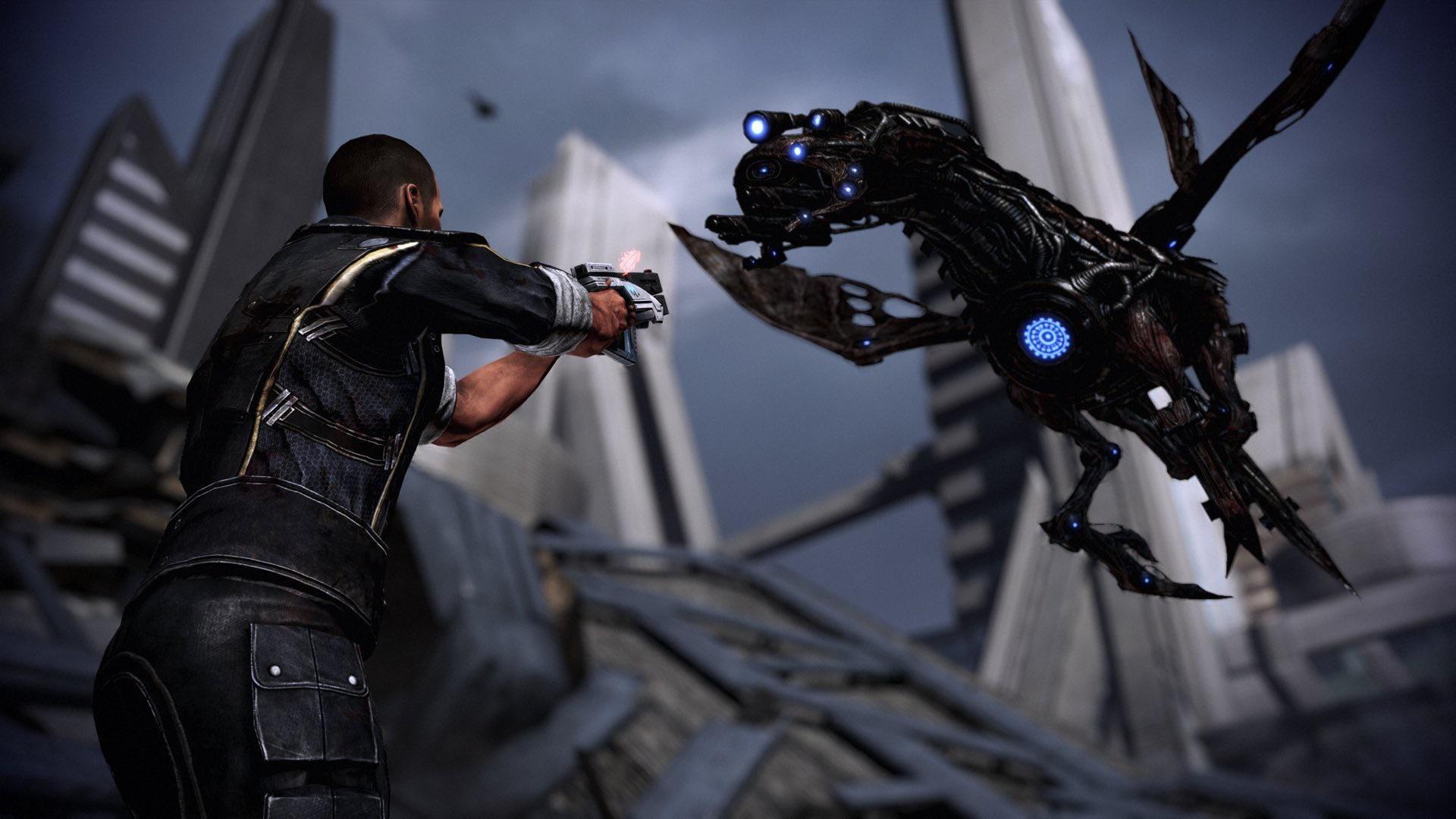 Mass Effect Legendary Edition установила рекорд по онлайну