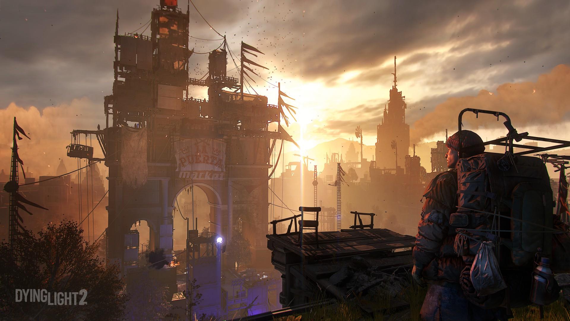 Разработчики рассказали новые подробности о Dying Light 2