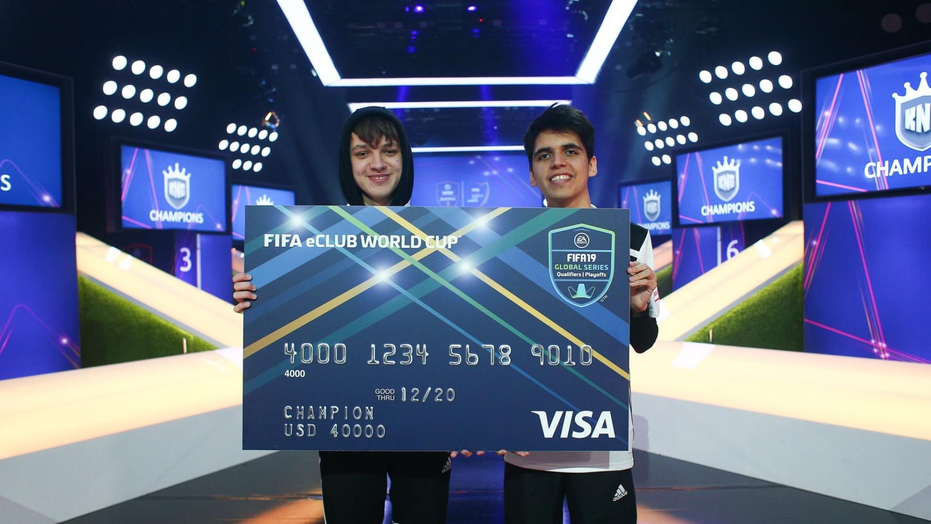 На Чемпионате мира по FIFA 21 разыграют 500 тысяч долларов