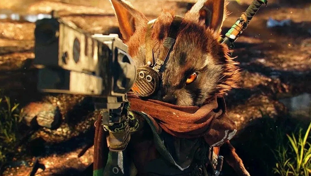 Разработчики Biomutant показали графику на PC PS4 PS4 Pro Xbox One и X