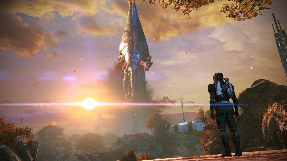 Как включить оригинальную озвучку в Mass Effect Legendary Edition