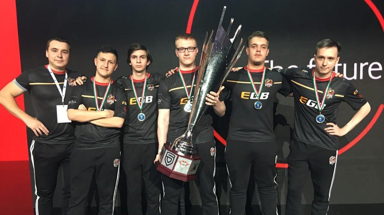 Team Empire досрочно вышла в плейофф Six Invintational 2021 с первого места