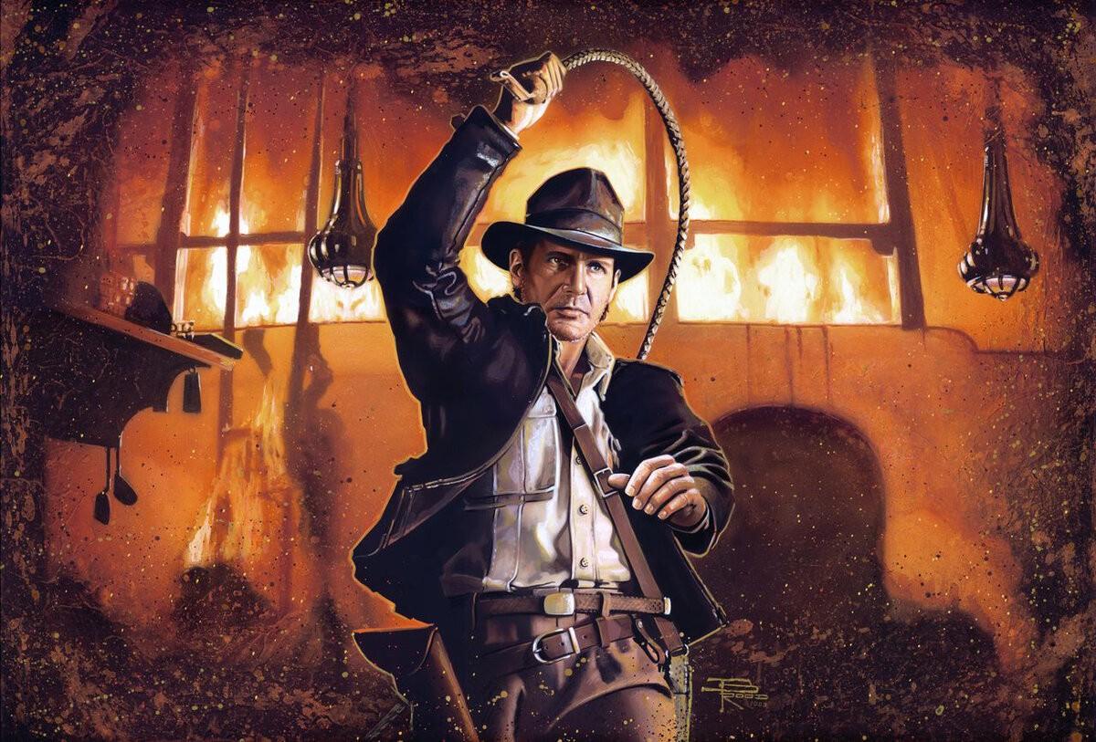 Игра по мотивам фильма Индиана Джонс перешла в активную стадию разработки