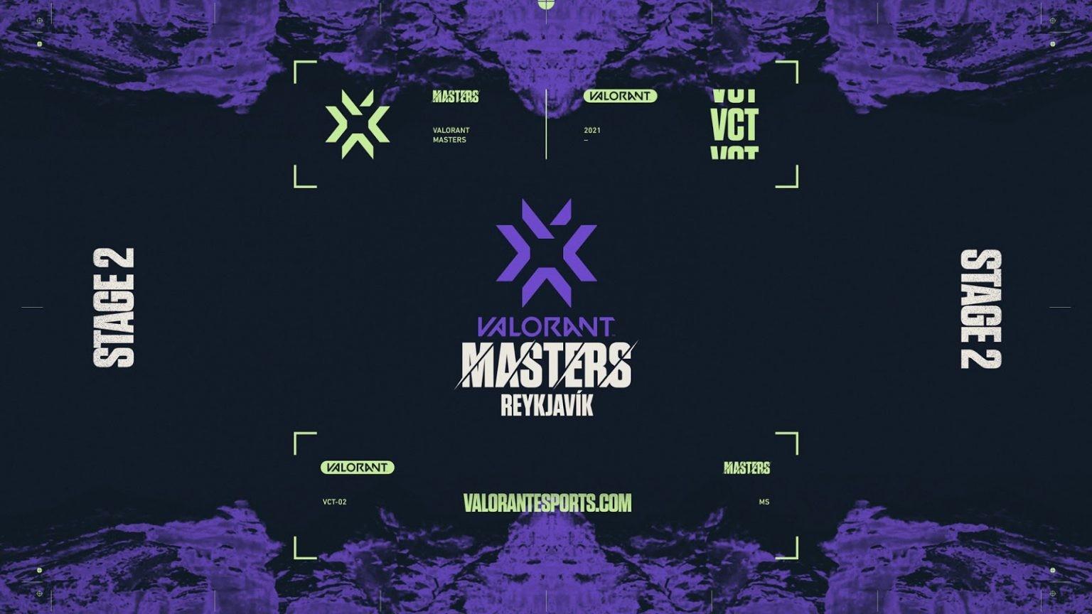 На VCT 2021 Stage 2 Masters в Рейкьявике разыграют 600 тысяч долларов