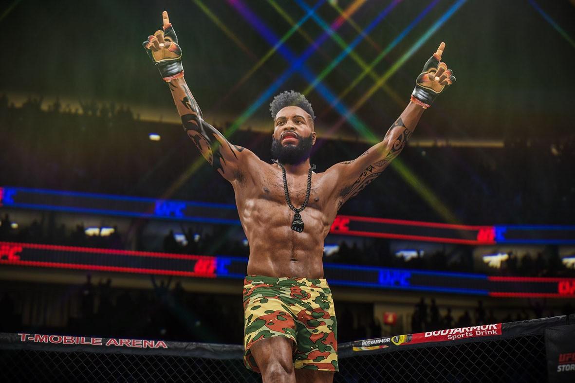 Победитель турнира по UFC 4 получил 125 тысяч рублей