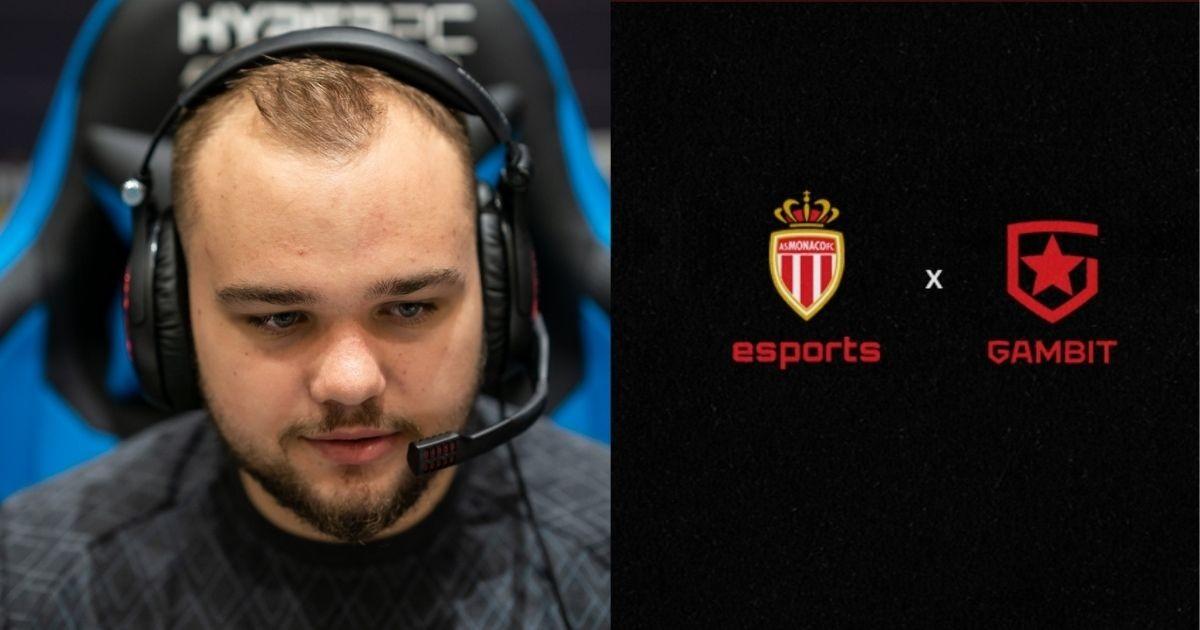 AS Monaco Gambit гарантировала себе место в переигровках на WePlay AniMajor