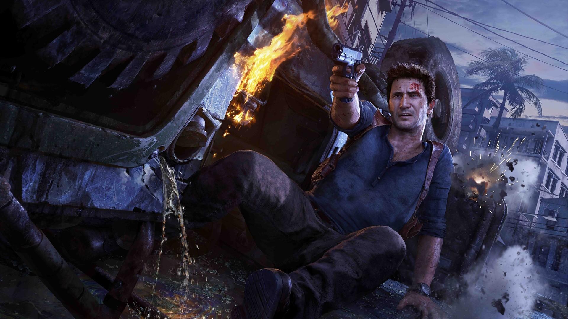 На PC появится Uncharted 4 A Thiefs End