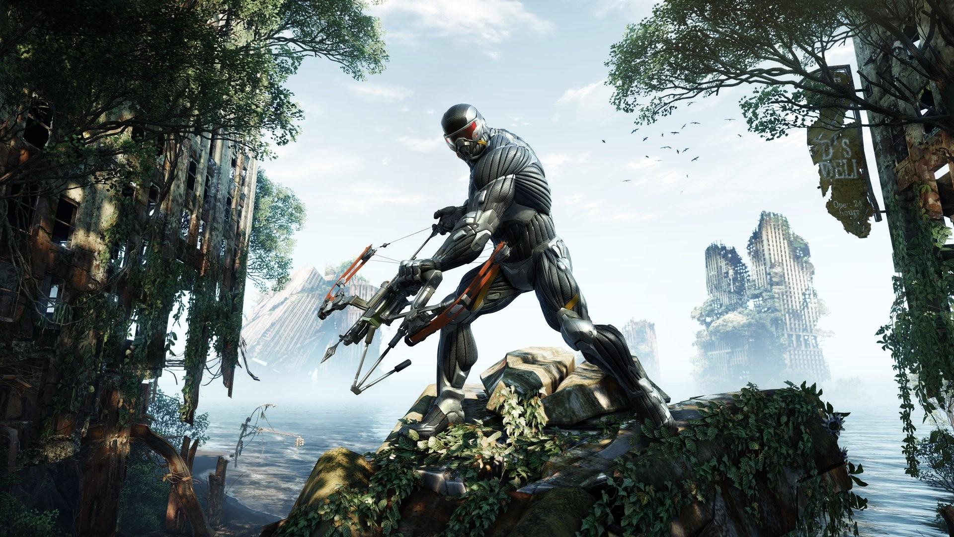 Разработчики продолжают тизерить ремастеры Crysis