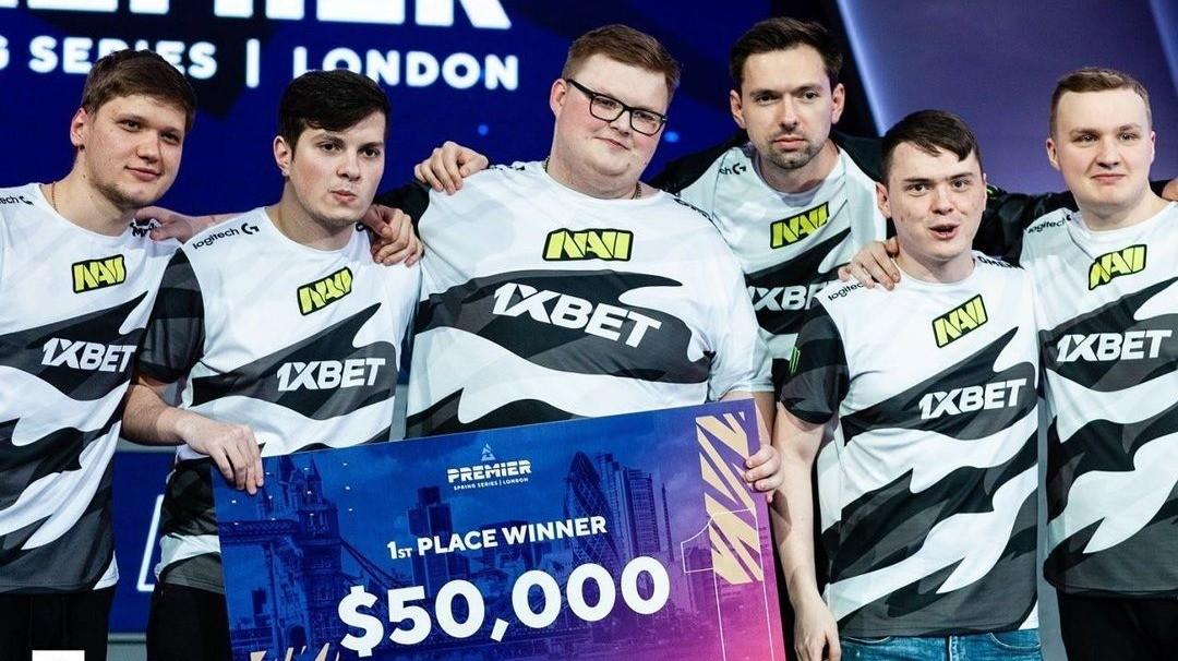 На BLAST Premier Spring Final 2021 NAVI сыграют с FaZe Gambit с EG