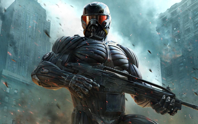 Crytek официально анонсировала сборник ремастеров Crysis