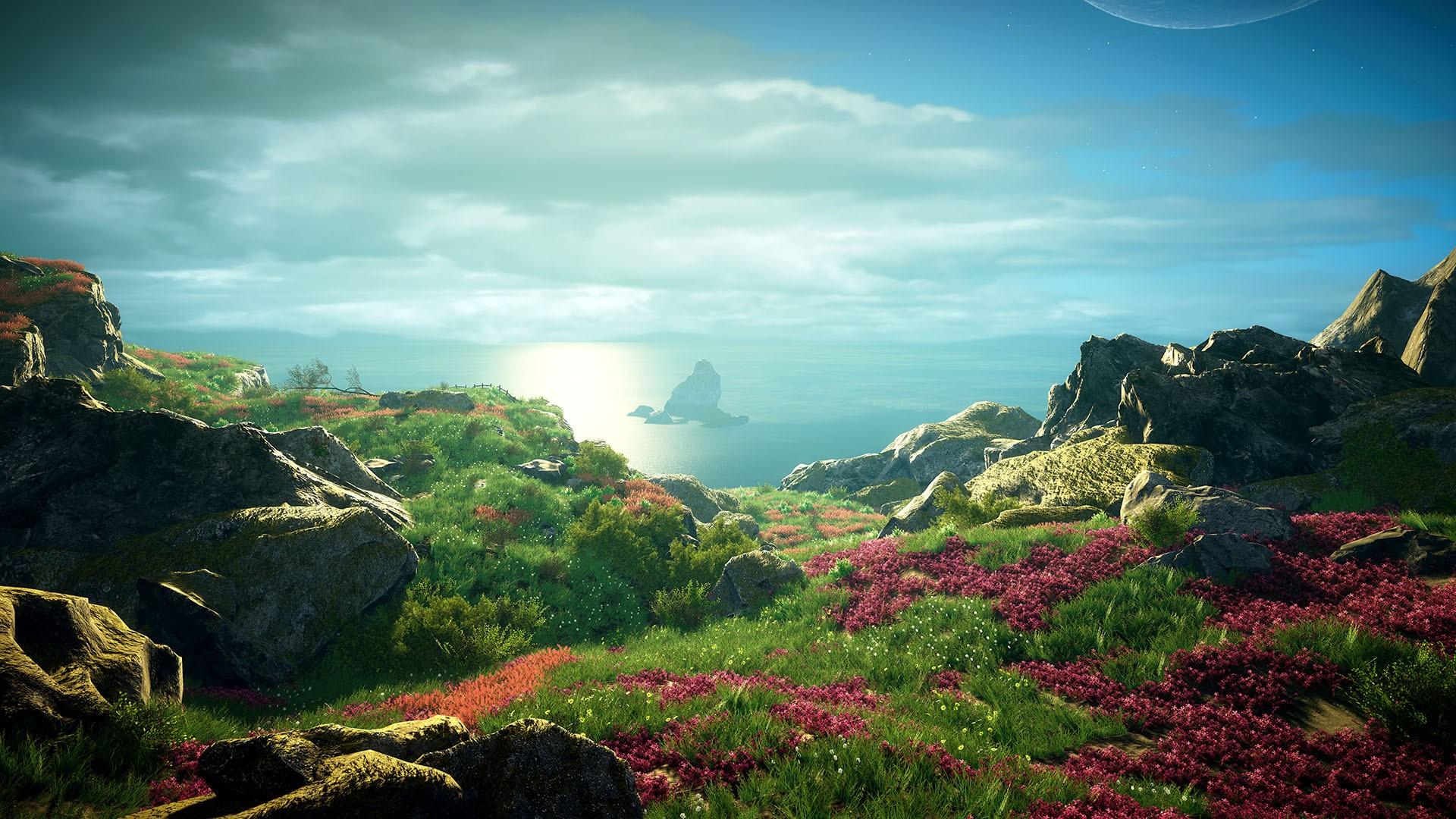 10 лучших игр с удивительно красивой природой