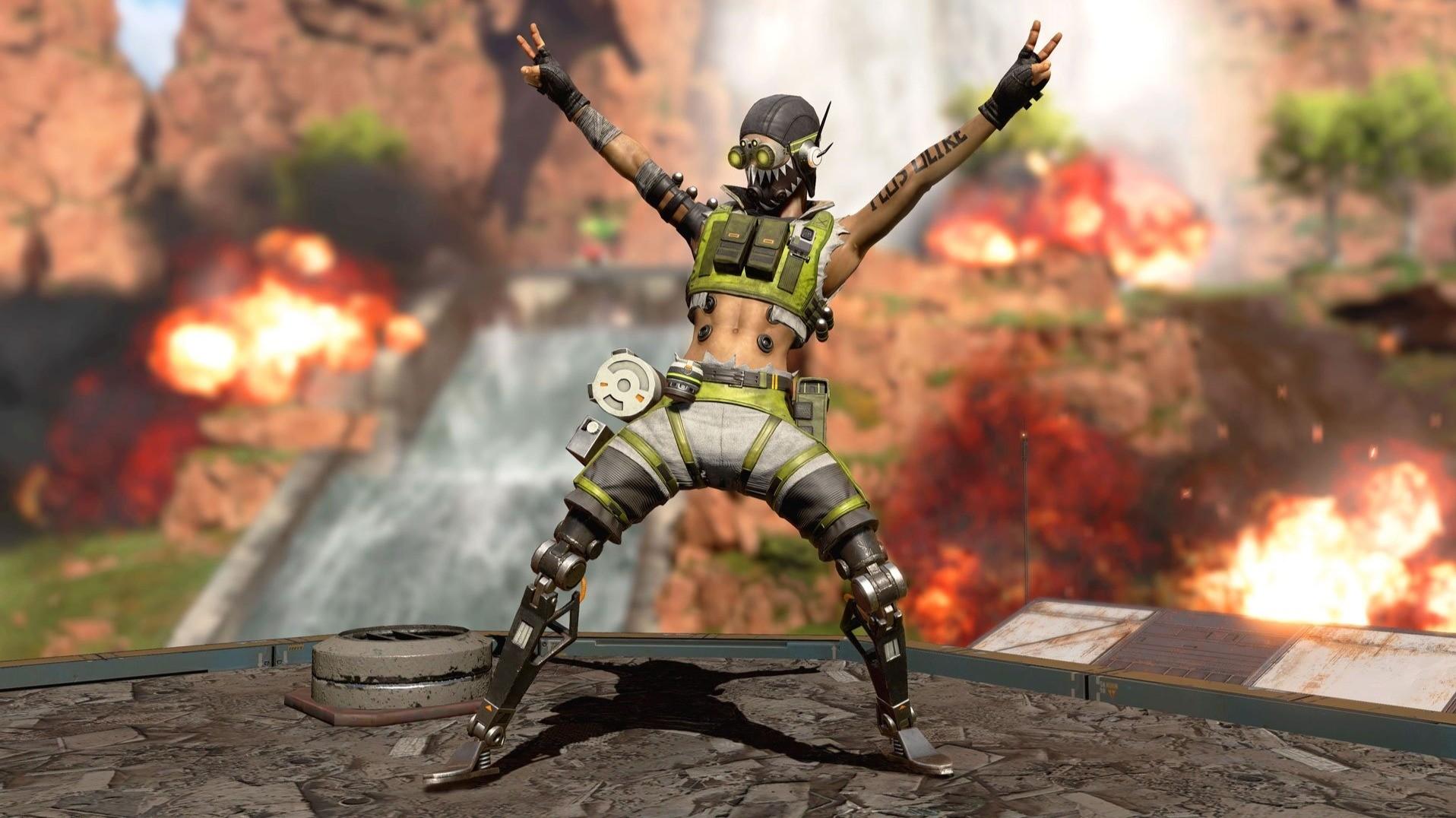 Игрок в Apex Legends получил бан за опечатку в слове guys