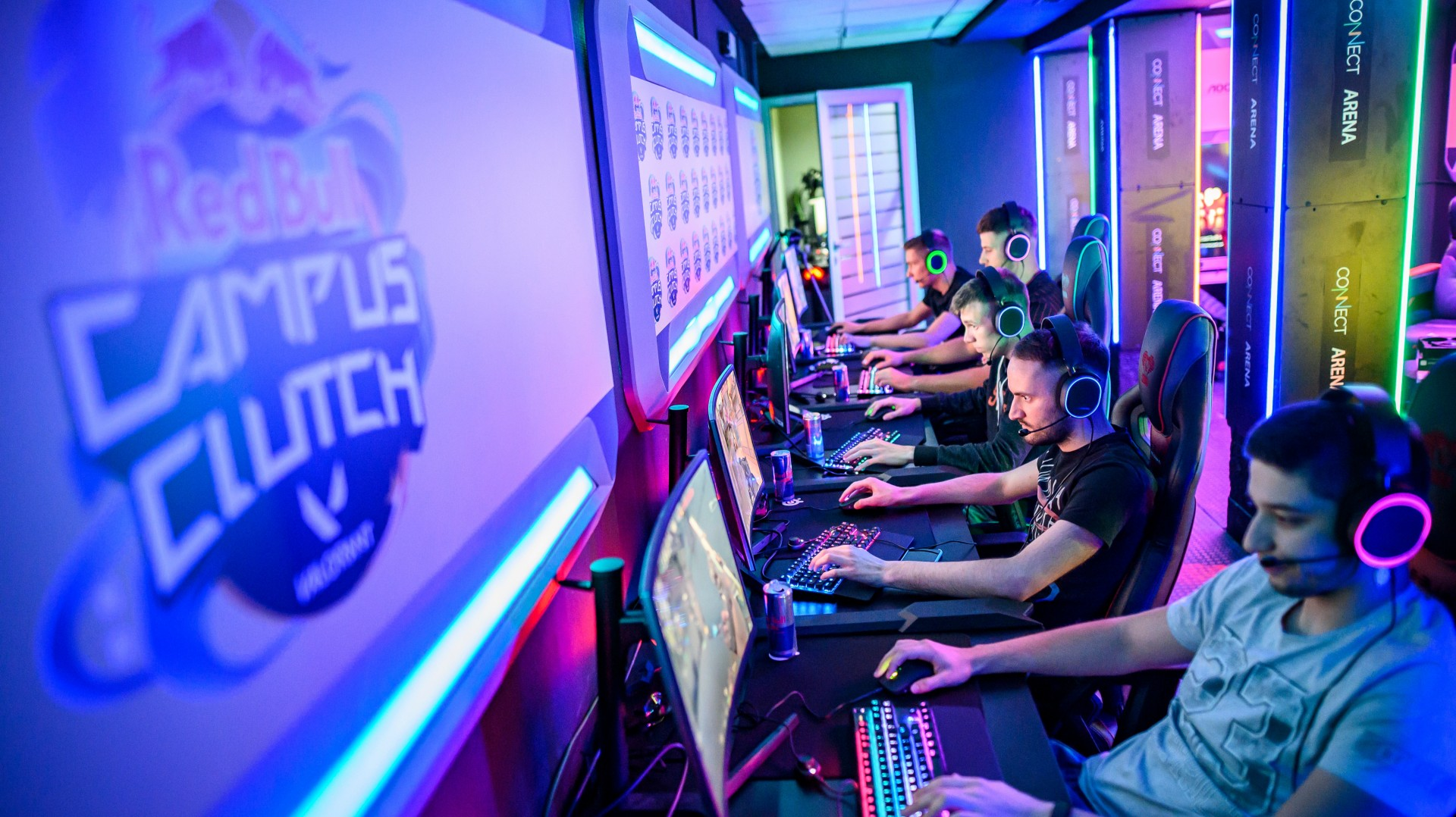 Команда из Беларуси сыграет в финале Red Bull Campus Clutch по VALORANT