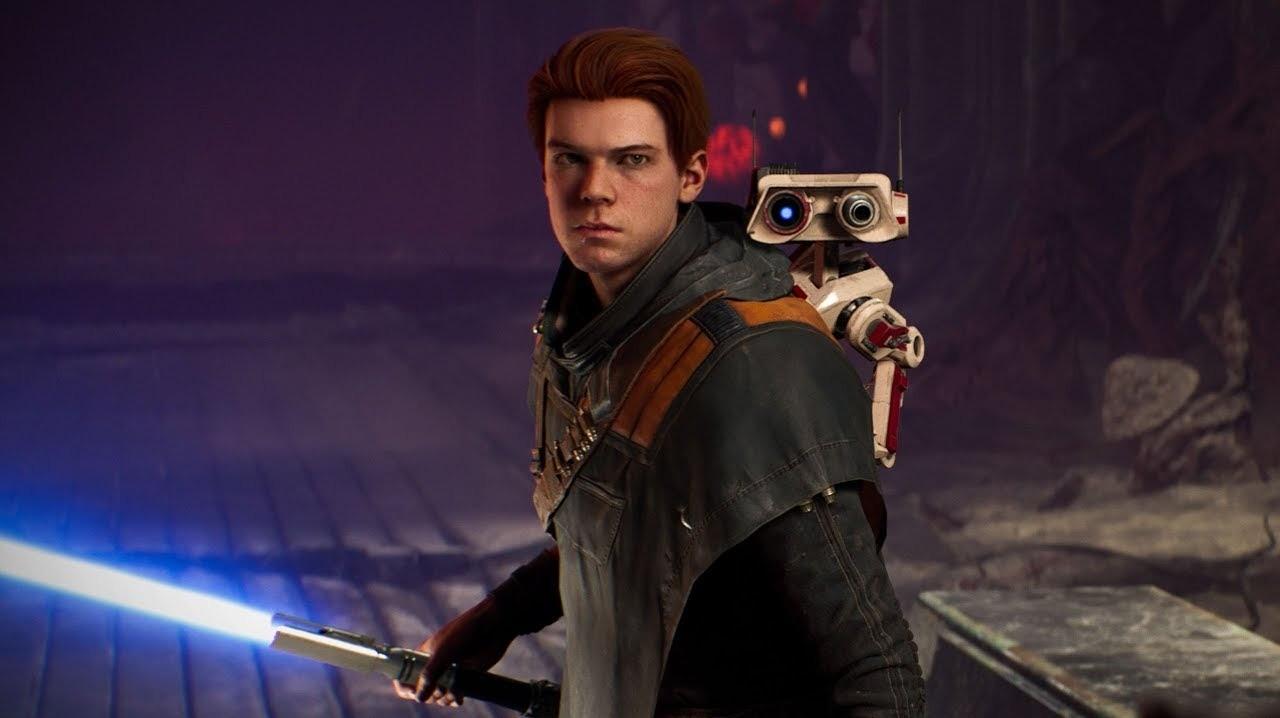 Появилась дата выхода Star Wars Jedi Fallen Order на PS5