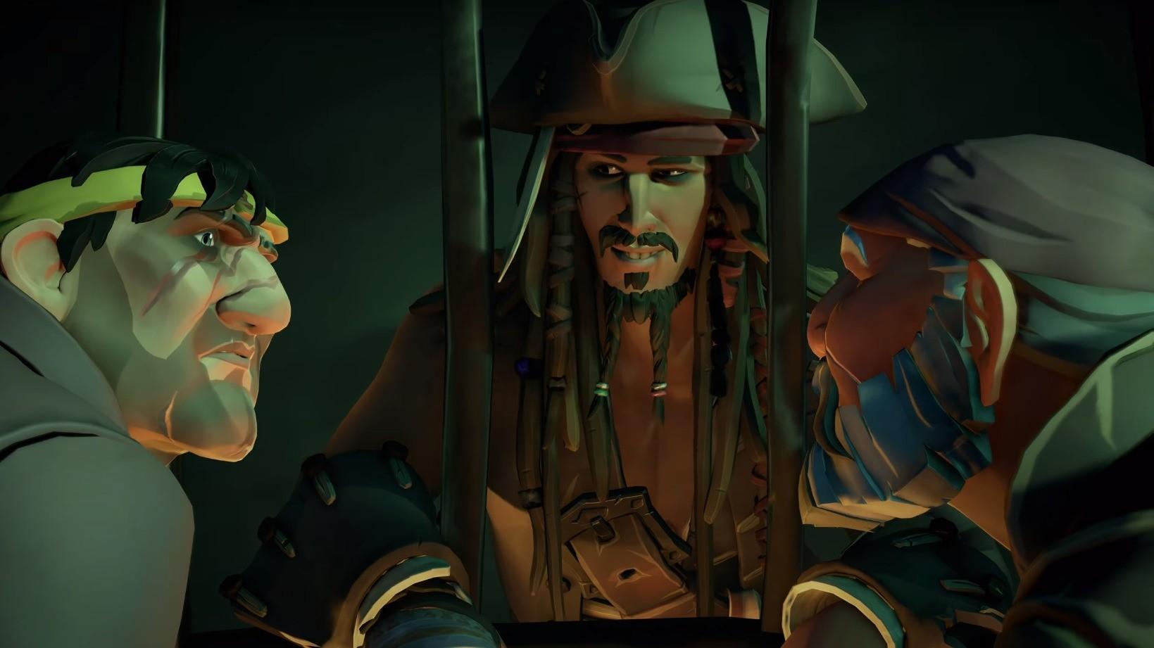 В Sea of Thieves пройдет кроссовер с фильмом Пираты Карибского моря