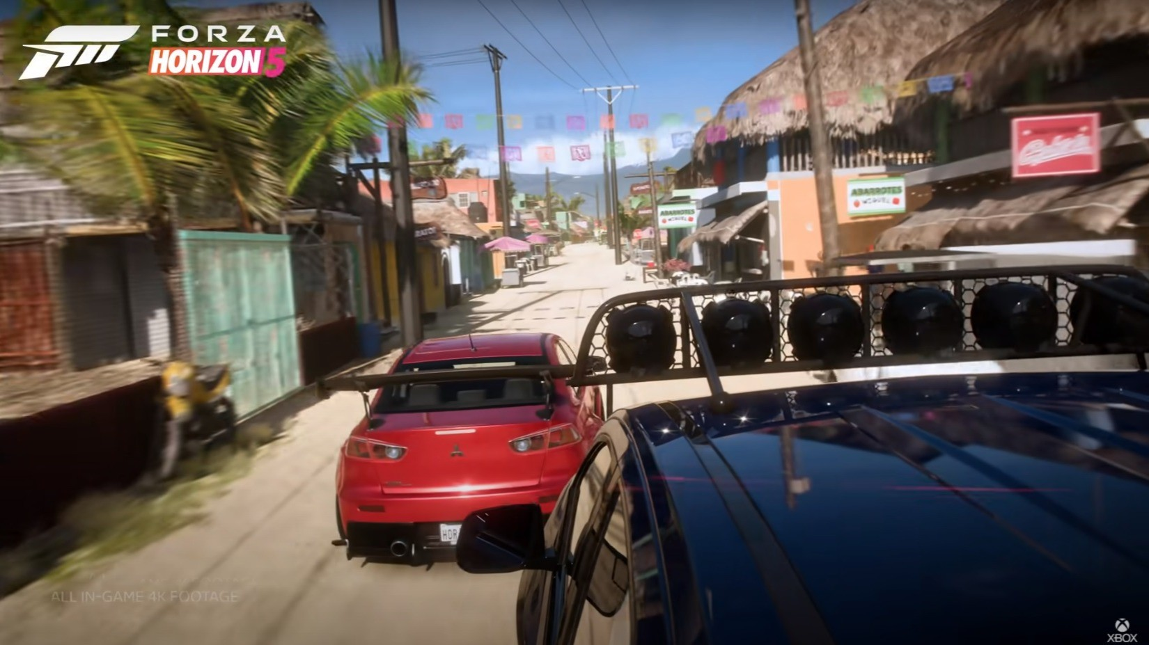 Xbox показала графическую составляющую Forza Horizon 5