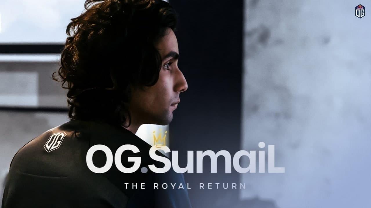 SumaiL присоединился к составу OG по Dota 2