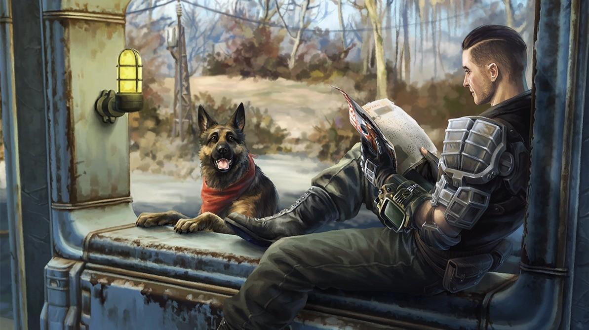 Вместо Fallout 3 могло выйти ММО по вселенной Fallout