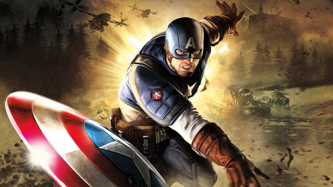 Настоящий Капитан Америка парень повторил трюки с щитом и взорвал интернет