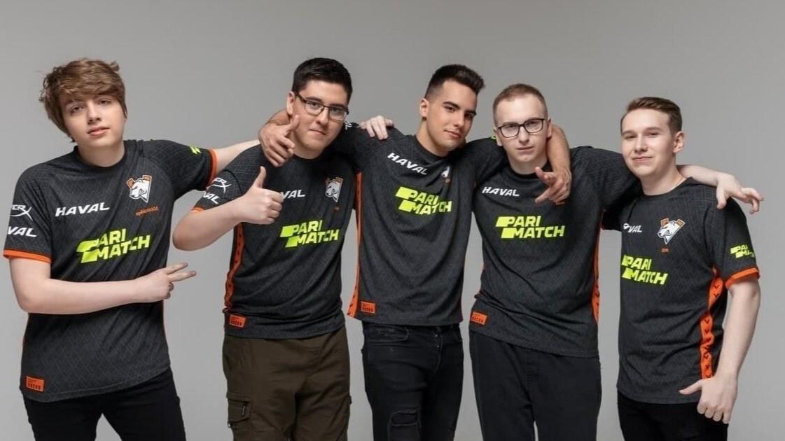 Virtuspro вышла в грандфинал ESL One Summer 2021
