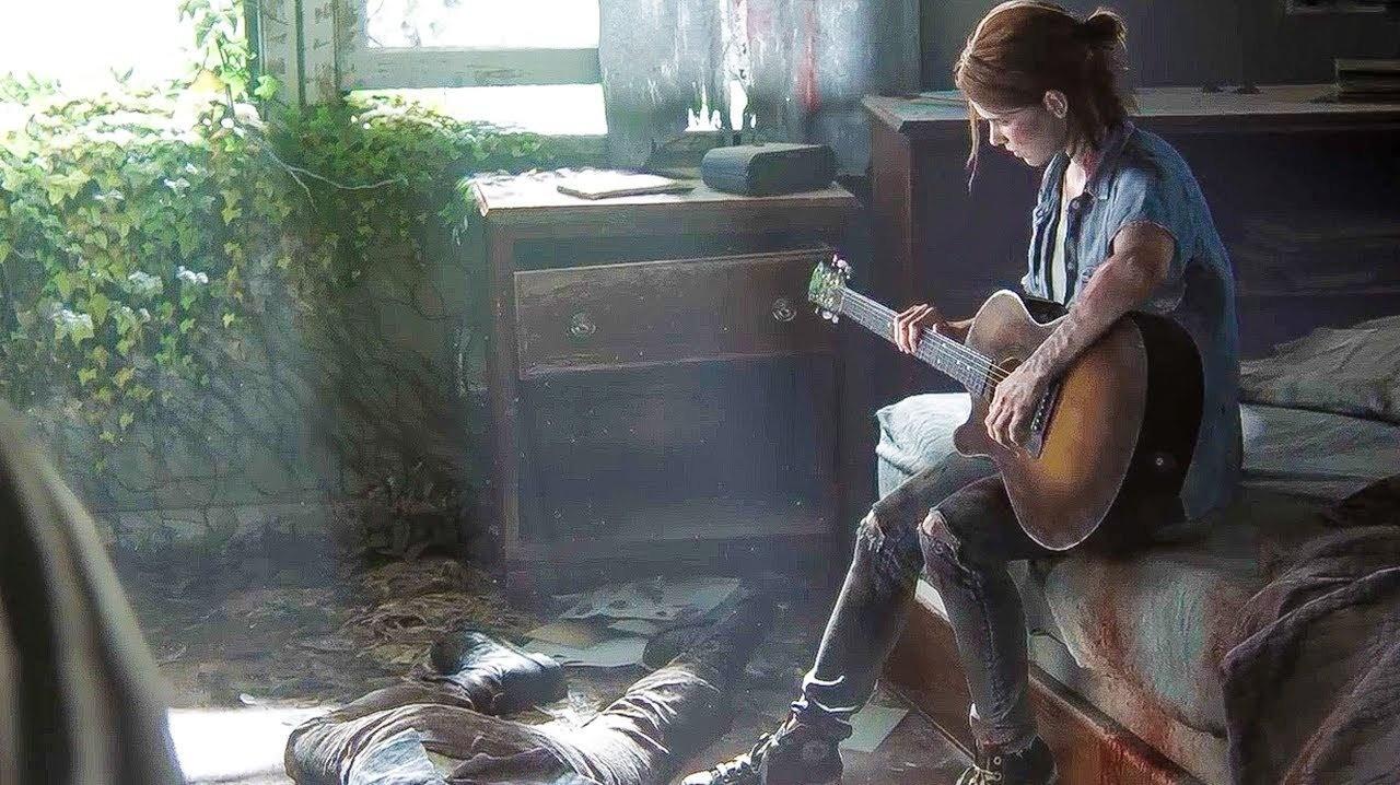 Фигурка Элли из The Last of Us Part 2 стоит 38 тысяч рублей