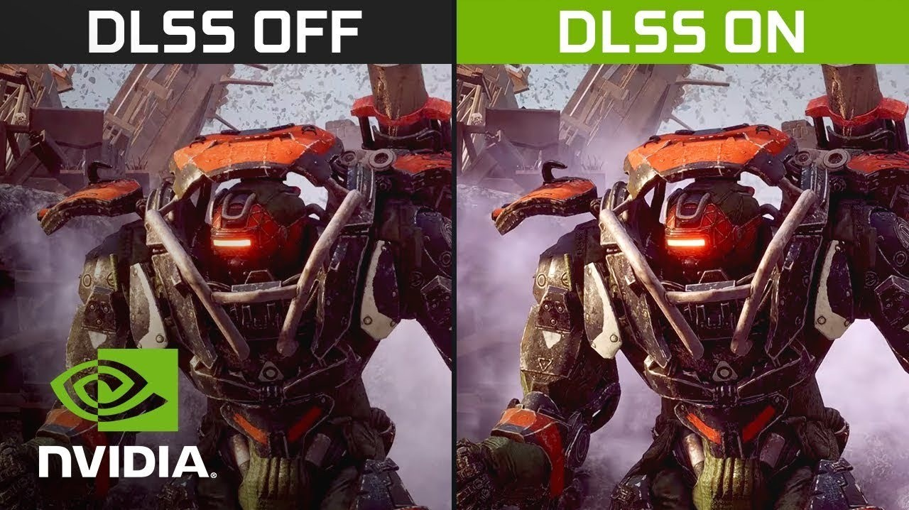 Nvidia рассказала когда технология DLSS появится в играх