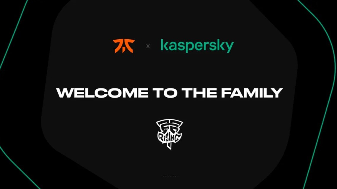 Kaspersky стал новым партнером Fnatic