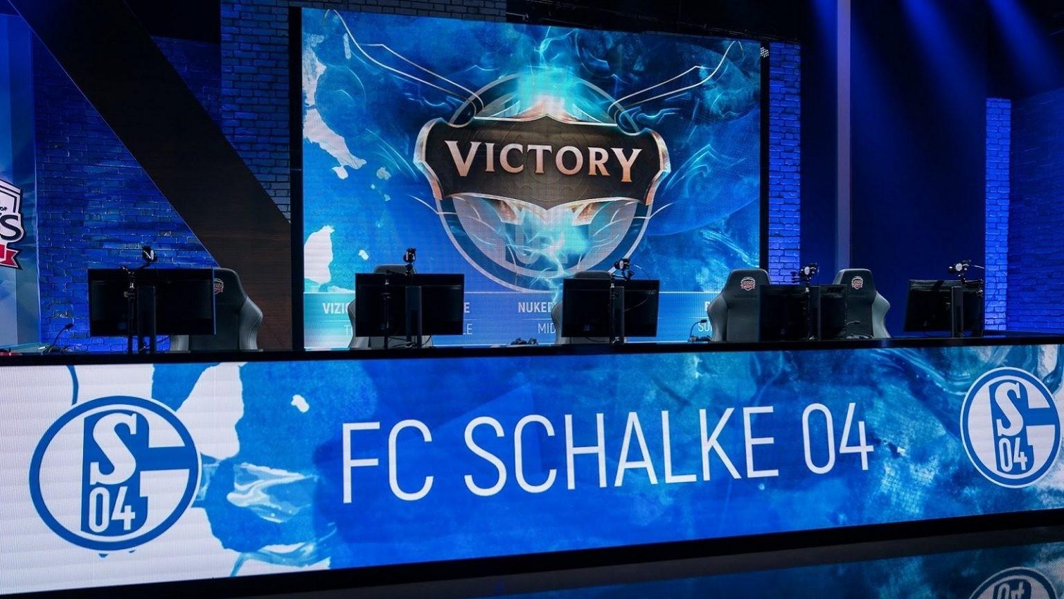 Немецкий клуб Schalke 04 продал слот в League of Legends за 265 миллиона евро