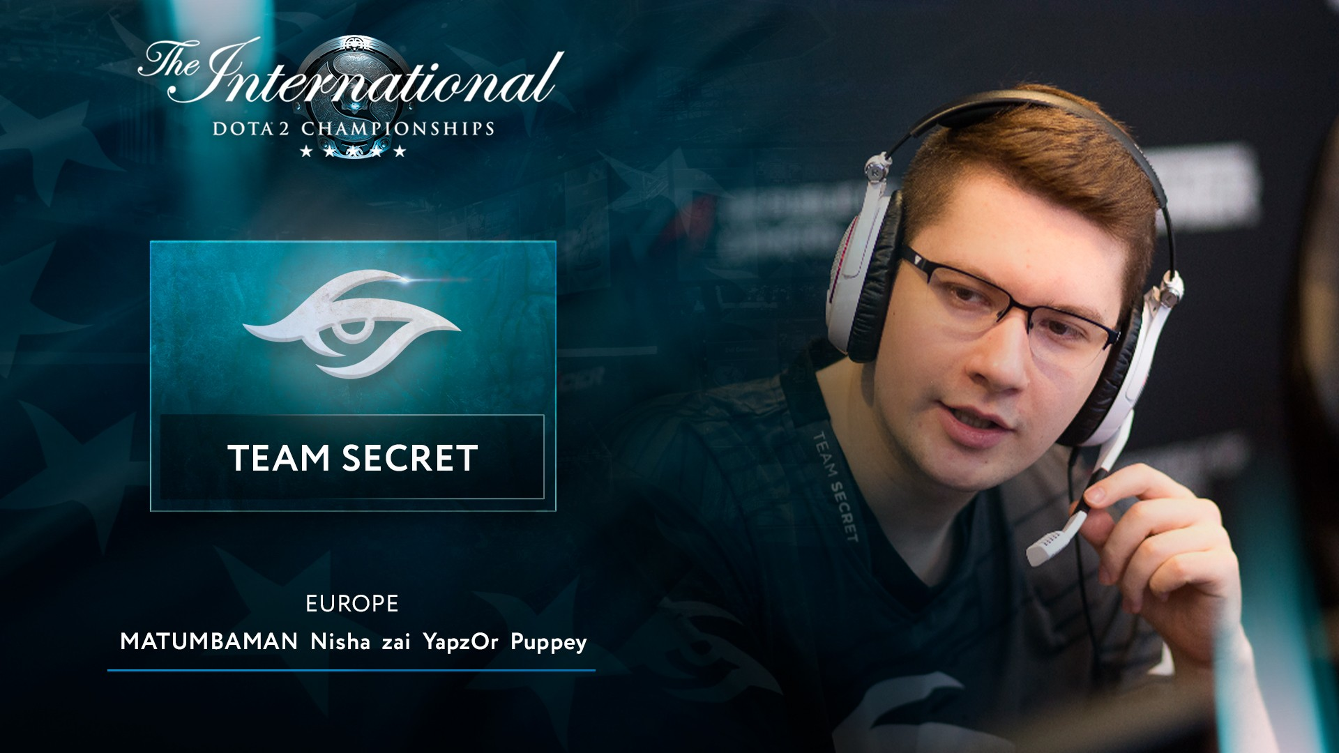 Путь на TI10 Team Secret
