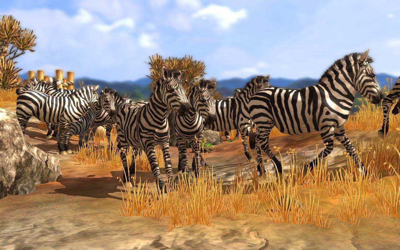 10 лучших игр про животных и природу часть 1