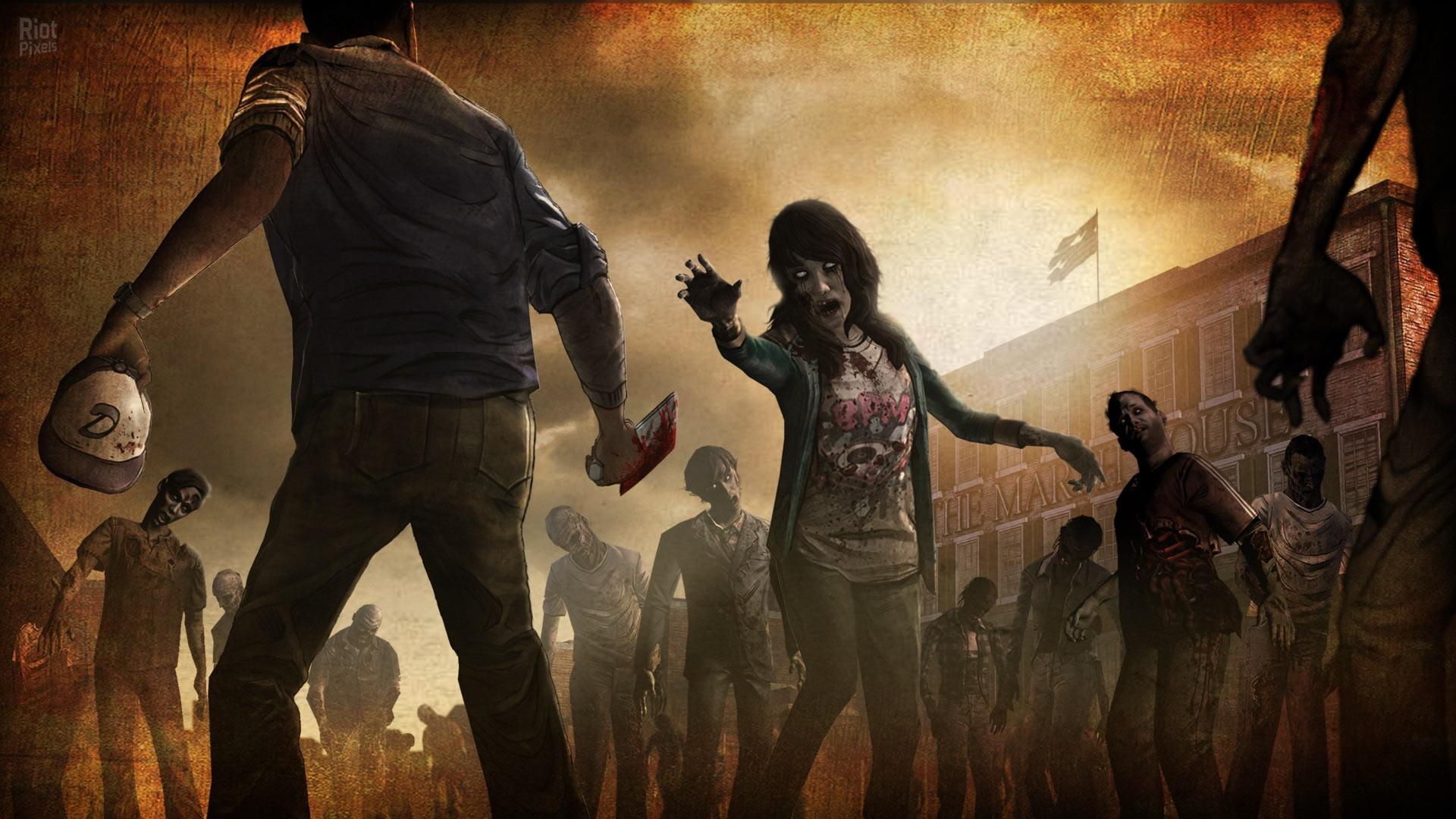 7 самых жутких игр про выживание в зомбиапокалипсисе