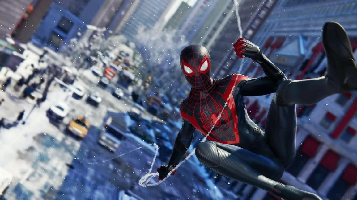 Началась разработка SpiderMan 2 с Майлзом Моралесом