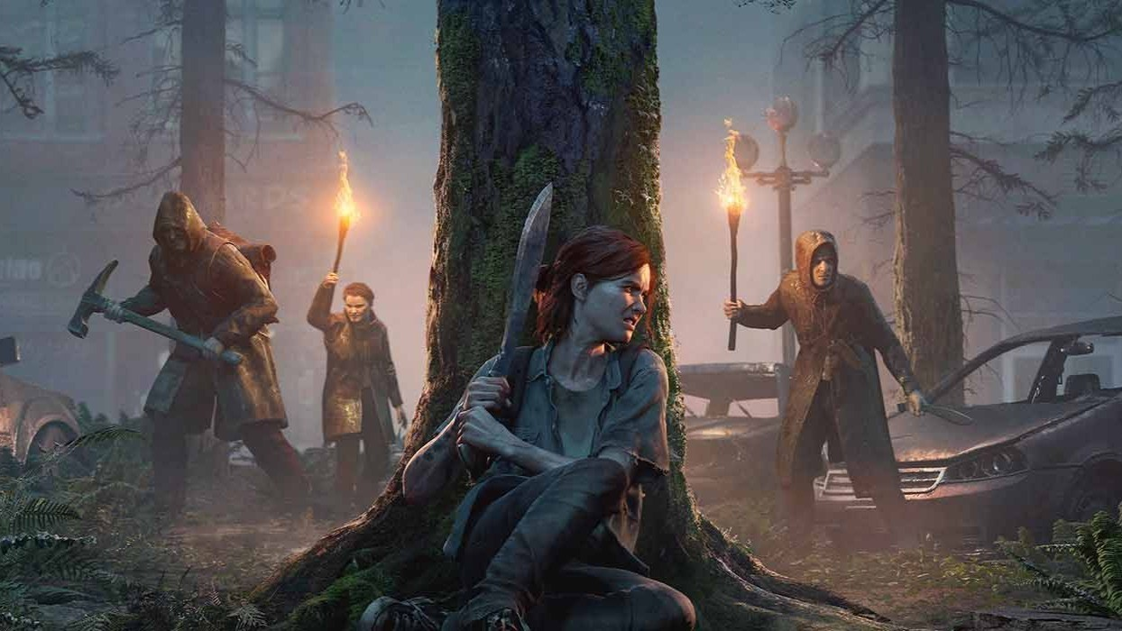 Художник перенес локацию из The Last of Us 2 на движок Unreal Engine 5