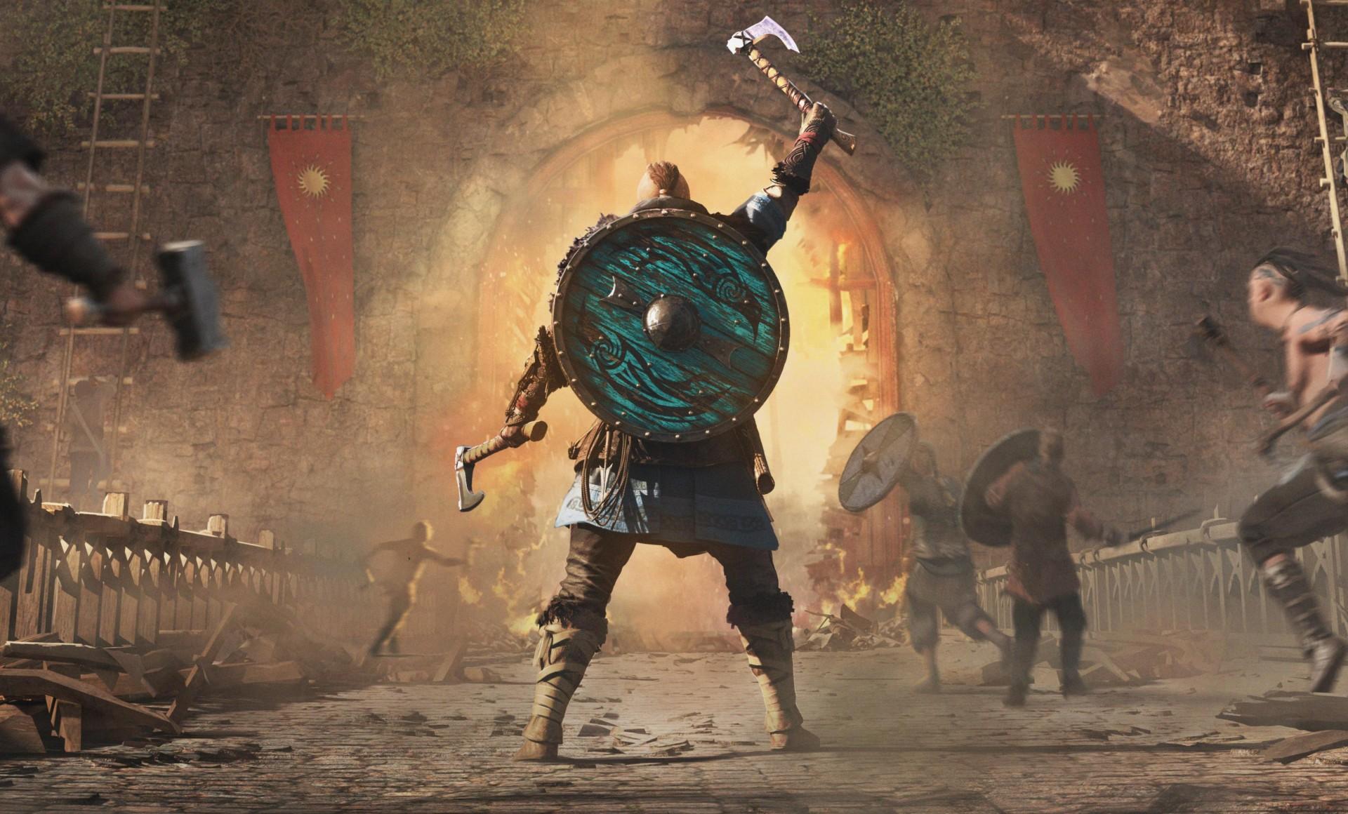 Стала известна дата выхода DLC Осада Парижа для Assassins Creed Valhalla