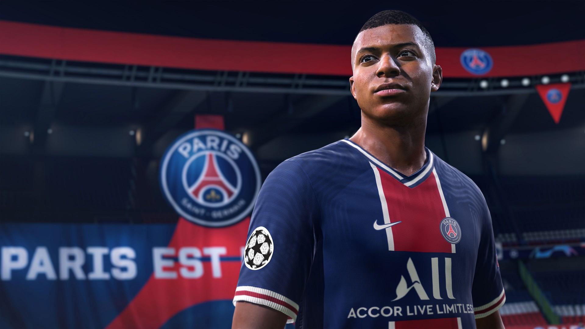 Исходный код FIFA 21 появился в открытом доступе