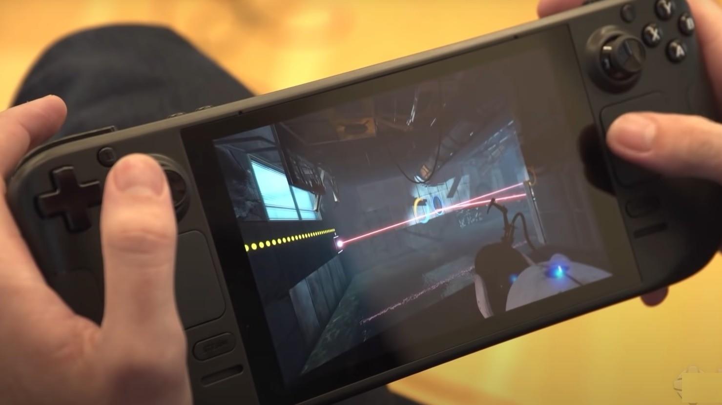 Представители Valve рассказали о возможностях гироскопа в Steam Deck
