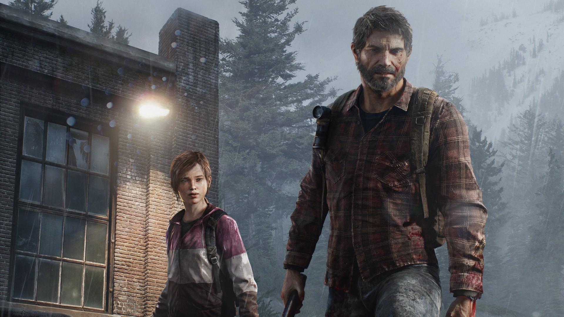 Актер сериала The Last of Us похвастался консолью PS5 она была подарена ему для подготовки к роли