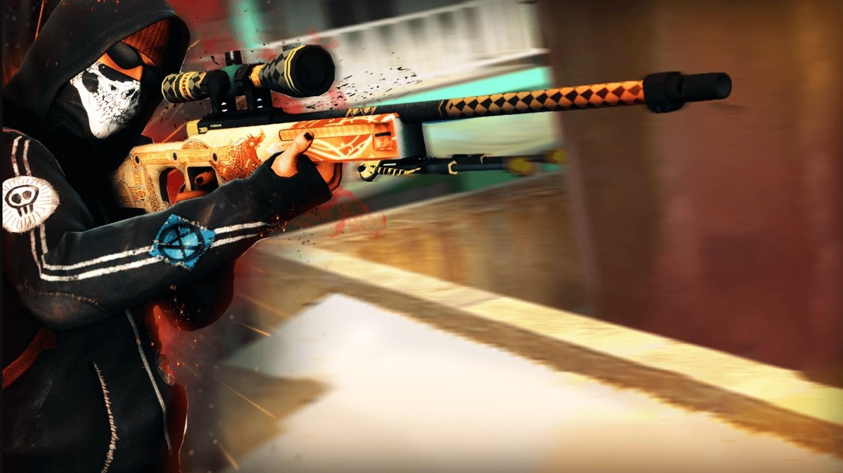 Тиктокер собирает миллионы просмотров на CSGO он просто показывает как стрелять без прицела