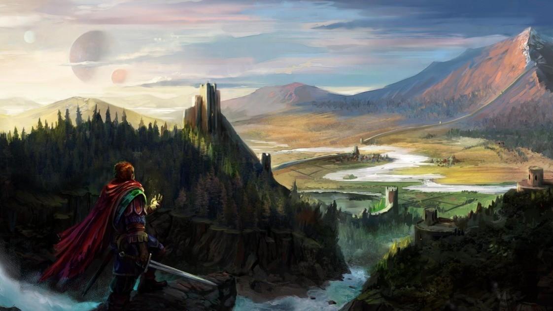 Авторы The Elder Scrolls представили новую RPG