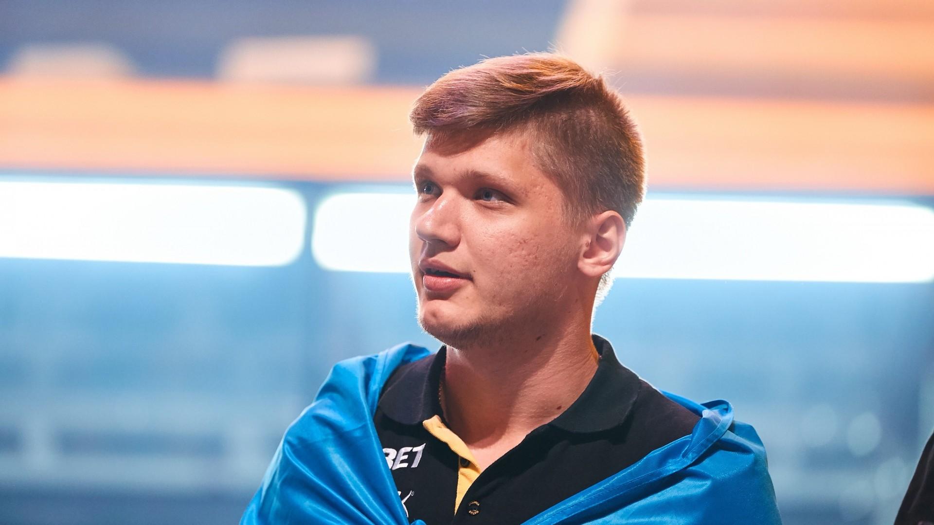 s1mple ответил на обвинения политического активиста и признался в любви к Украине
