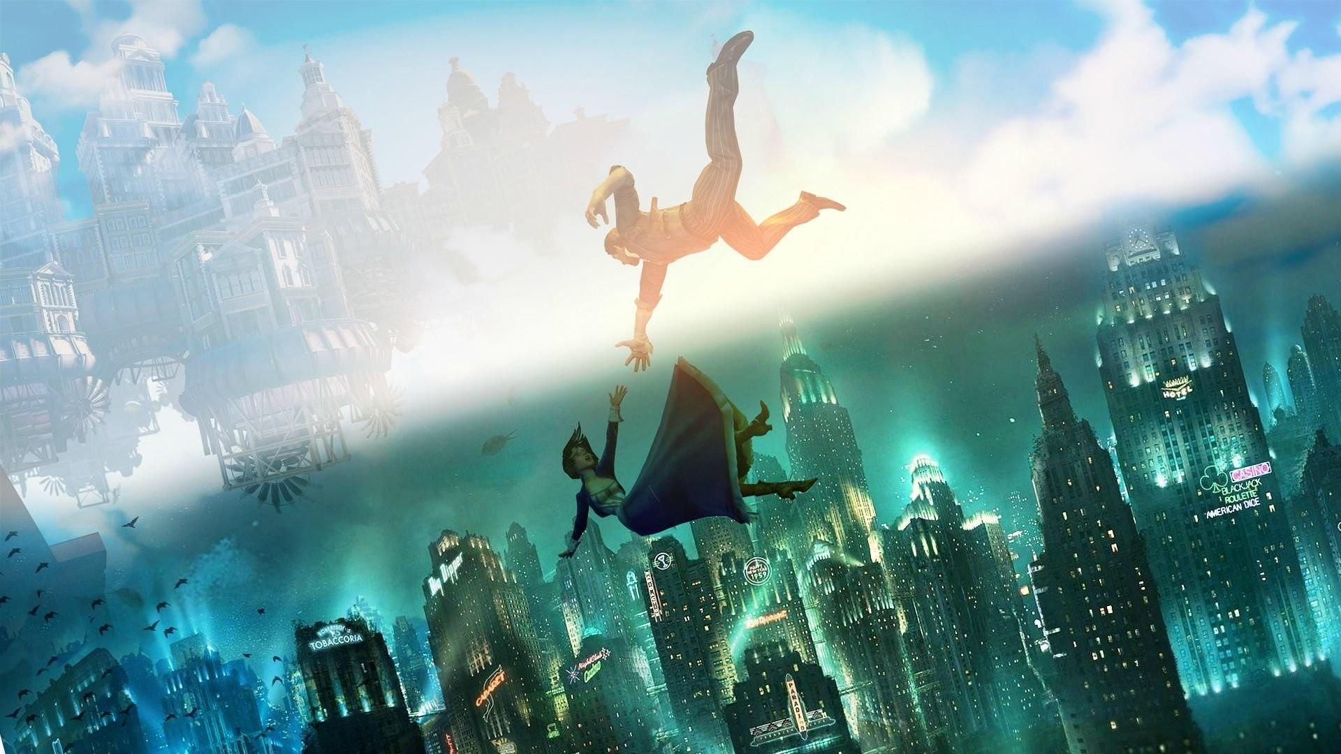 Владелец серии GTA отложил две своих неназванных игры одной из них может быть BioShock 4